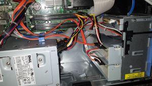 Nog bruikbare PC schoongemaakt