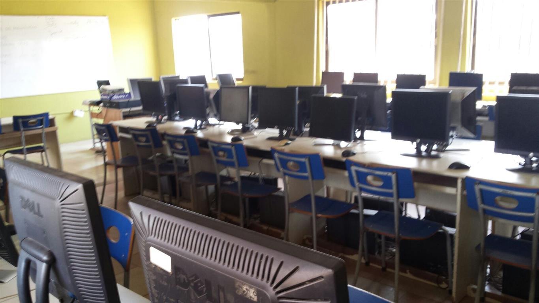 klaslokaal afrika