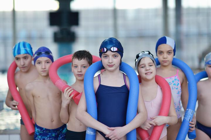 Leergeld Zwemmen